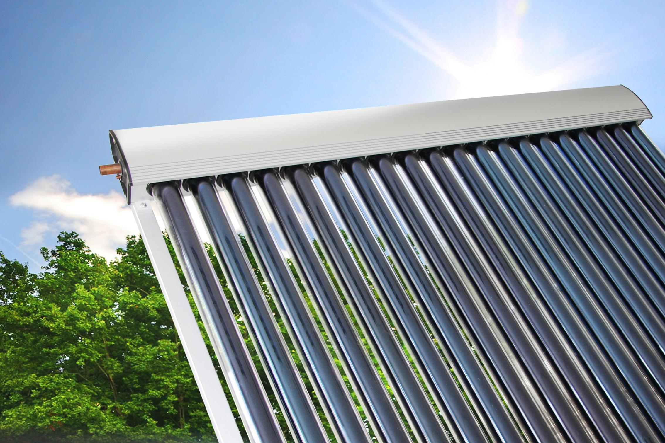 Pannello Solare Termico Detrazione 2018 : Solare termico isolclima